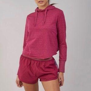 gymshark cross back hoodie